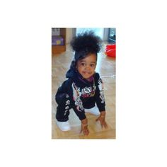 Kids With a Dope of Swag! ❤ liked on Polyvore featuring kids, babies, people and little kids
