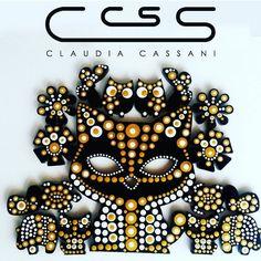 Nuestra combinación dorada para la línea metalizada #ClaudiaCassani