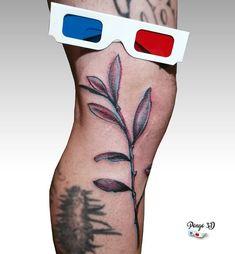 Amazing 3d Tattoos, Life Tattoos, Tattoo Artists, Watercolor Tattoo, Tatting, 3 D, Instagram, Needle Tatting, Temp Tattoo