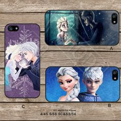 Hey, I found this really awesome Etsy listing at https://www.etsy.com/listing/175015945/disney-frozen-elsa-and-jack-frost-iphone