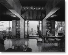 Julius Shulman. 'Wright, Freeman House'