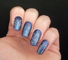 Squeaky Nails: Swatch - Spell Polish: Jump Up Jump Up and Get Down http://www.squeakynails.com/2014/10/swatch-spell-polish-jump-up-jump-up-and.html
