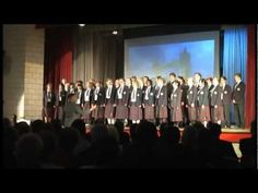 """Someone Like You"" by Adele - Duke of York's Royal Military School Choir - YouTube"
