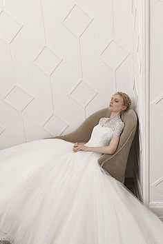 Elisabetta Polignano | Abiti da sposa 2016 Gowns, Wedding Dresses, Fashion, Vestidos, Bride Dresses, Moda, Dresses, Bridal Gowns, Fashion Styles