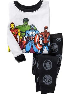 Marvel Comics&#153 Sleep Set for Baby Product Image