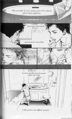 yasu and miu | Belli anche i flashback che mostrava Ren, Reira e Yasu da giovani e l ...