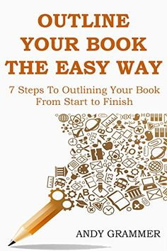 Do you write a book from start to finish