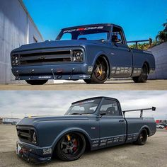 Vintage Trucks Muscle The stunning Gmc Trucks, Diesel Trucks, Lifted Trucks, Cool Trucks, Pickup Trucks, Chevy Trucks Older, Silverado Truck, Lowered Trucks, Chevrolet Trucks