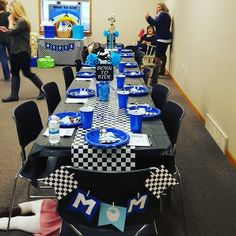 Dirtbike theme baby shower