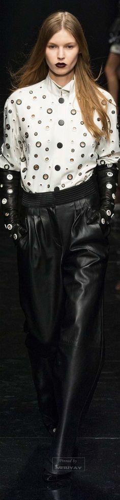 Emanuel Ungaro Grommet Studded Top Fantasy Fashion #UNIQUE_WOMENS_FASHION