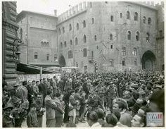 La Quinta Armata marcia a Bologna, 21 aprile 1945
