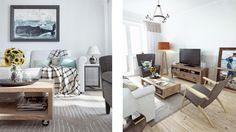 Un precioso apartamento que mezcla estilos | Decorar tu casa es facilisimo.com