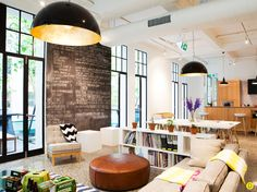 Design Works, new office, Auckland, New Zealand, pinned by Ton van der Veer