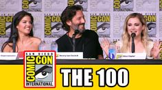 THE 100 Comic Con 2016 Panel Highlights (Pt2) - Eliza Taylor, Marie Avge...