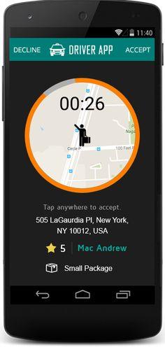 uber app offers