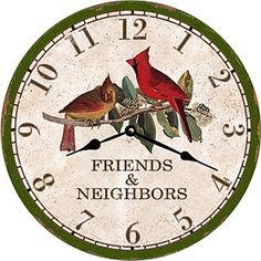 Keeping track of the time will be fun with sizable numbers for easy reading, and cheerful imagery, certain to brighten the decor of any room in your home.