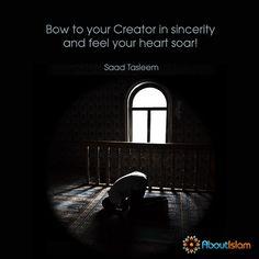 In prayer, your heart is full of God's blessings ❤️