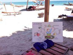 Cititron - un joc literar marca Booktopia @Plaja de Carte, Vama Veche