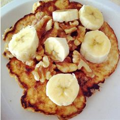 Bodybuilding.com - Recipes For Sweet Summer Abs - Low-Carb Coconut Pancakes!