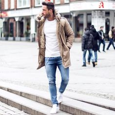Most Hottest Men's Jeans Styles to Follow These days0291