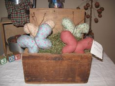 Prim Butterfly Bowl Fillers
