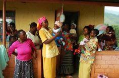 Vi befinner oss i Rwenzorifjellene  i Uganda, på grensen til Kongo