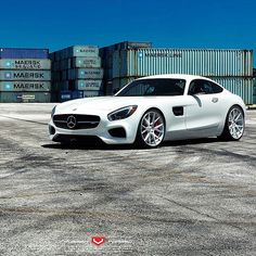#AMGGTs on @Vossen's VPS-306 - pic by @brian_vossen
