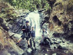 Hiking Bulu Ruku2, Black Rock Waterfall, Malino