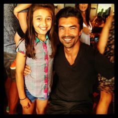 Teilor Grubbs and Ian Anthony Dale Ian Anthony Dale, Maisie Williams, William Daniels, Hawaii Five 0, Grace Park, Ncis Los Angeles, Alex O'loughlin, Pretty Men, Beautiful Soul