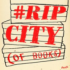 Go Trail Blazers! Today, for you, we are #RipCity of Books! #BeatHouston
