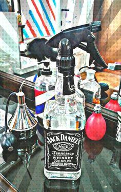Jack Daniel's spray bottle