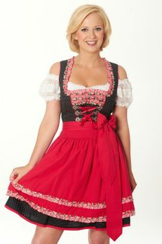 Mini Dirndl Theresa | Trachten.de | This is the second store I've found this dirndl in.