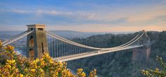 Clifton Suspension Bridge               ew829