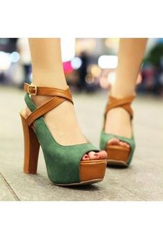 cute shoes, wish if could wear them