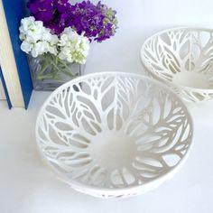 Woodland Bowl by Quigley Ceramics