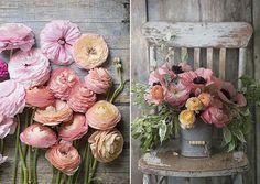 Descubre cómo decorar tu casa con gusto y a tod color con estas ideas de arreglos florales de verano. Hoy, con zinnias, bocas de dragón y ranunculus.