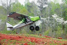 We Fly: Just Aircraft SuperSTOL | Steve Henry in Napa does this with Procision.