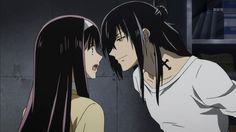 Hitomi and Sakura Me Me Me Anime, Anime Love, Anime Guys, Manga Anime, Fanart, Joe Hisaishi, Plastic Memories, Otaku, Code Breaker