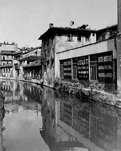 Via Santa Sofia seconda metà anni '20.
