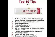 Aloe Lips!! www.greenlife.myflpbiz.com