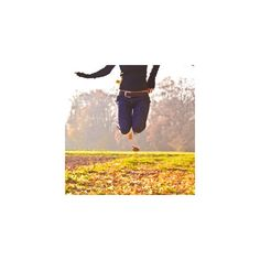 jumping in the fall ❤ liked on Polyvore featuring pictures, icons, backgrounds, fall, photos and fillers