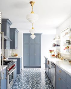 Is This the Next Big Kitchen Color of 2017?   MyDomaine