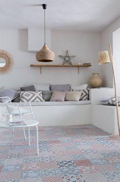 Sol en PVC : le confort dans toute la maison