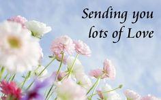 Sending you love of Love