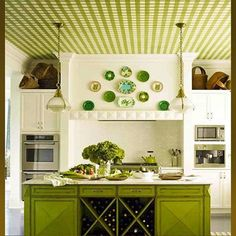 Kitchen design by Mendelson Group Inc. #kitchen #kitcheninspo #kitchendesign #greenkitchen #mendelsongroup @mendelsongroupinc - Architecture and Home Decor - Bedroom - Bathroom - Kitchen And Living Room Interior Design Decorating Ideas - #architecture #design #interiordesign #homedesign #architect #architectural #homedecor #realestate #contemporaryart #inspiration #creative #decor #decoration
