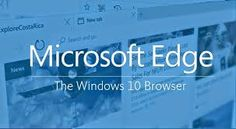 "Microsoft's new web browser ""Edge"" is massively faster than Google Chrome ~ M2 Software Solutions"