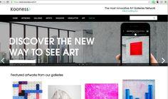 Kooness è un progetto nato a Milano, ma guarda al mondo globale della Rete. Un marketplace dove comprare arte online, con tutte le assicurazioni del caso.