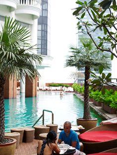 Swimming pool - lebua at State Tower