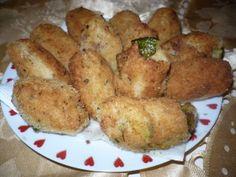 crocchette di riso Suppli or Aracini