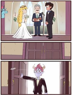 Thank you blanchin' MoringMark bot — Starco Week Day Wedding Day Panda Triste, Gravity Falls, Starco Comic, Star Force, Funny Memes Images, She Ra Princess Of Power, Star Butterfly, Animation, Cute Cartoon Wallpapers